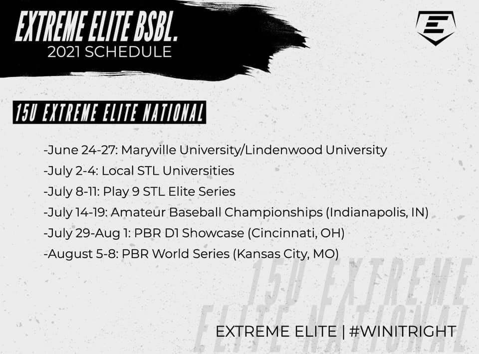 15u National Schedule